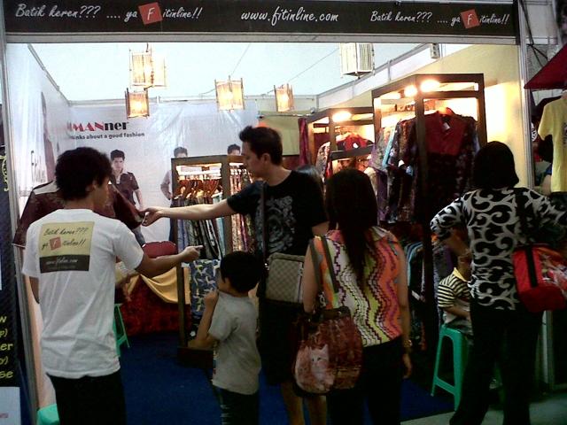 Berpartisipasi di acara Jogja International Classic Bike Show 2012