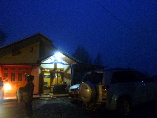 Guesthouse Pak Yadi, Tosari