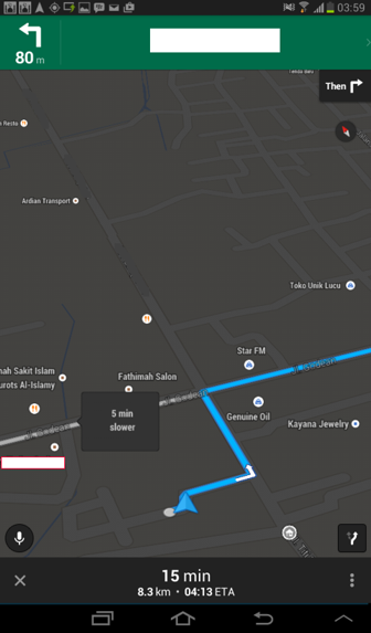 GMap: Google Map