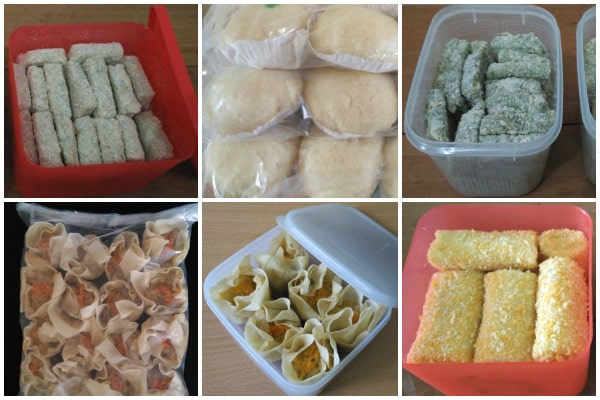 Resep Frozen Food
